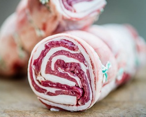 Organic Rolled Breast of Lamb