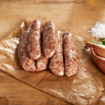 Organic Traditional Pork Sausages